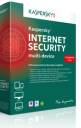 Kaspersky Internet Security 2016 Multi-Device 2PC 1 rok BOX